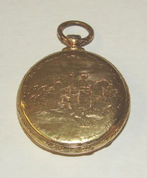 69: Gentleman's Pocket Watch.