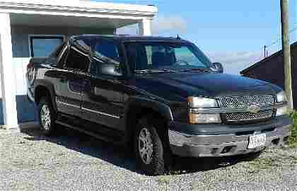2004 Chevrolet 1500 Z71 Extended Cab Pickup Truck