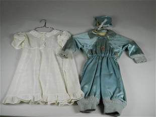 2 Pieces of Vintage Child's Clothing