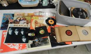 Group of Records
