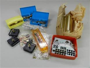 Clock Repair Parts