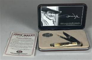 Case XX 5254 SS John Wayne Pocket Knife