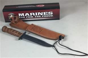 Case XX 1992 USMC Fighting Knife