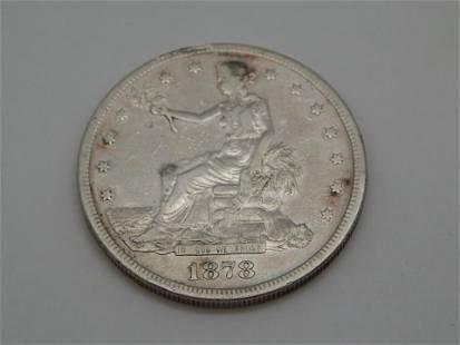 1878S Trade Dollar