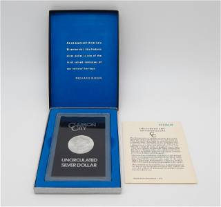 1883CC GSA Morgan Dollar
