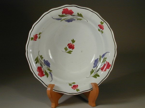 4: Stick Spatter Bowl