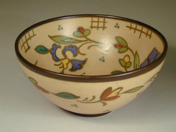 21: Gouda Pottery Bowl