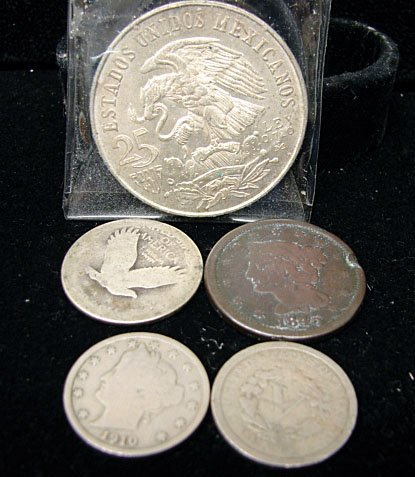 Miscellaneous Coin Lot