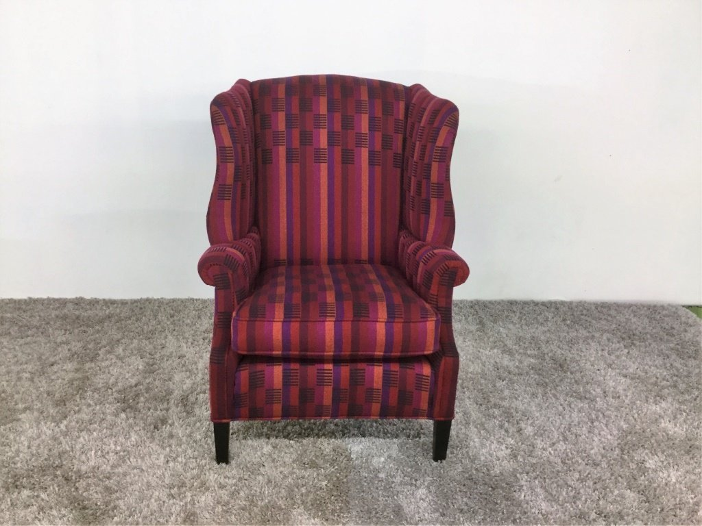 1940-1950 Wing Back Chair