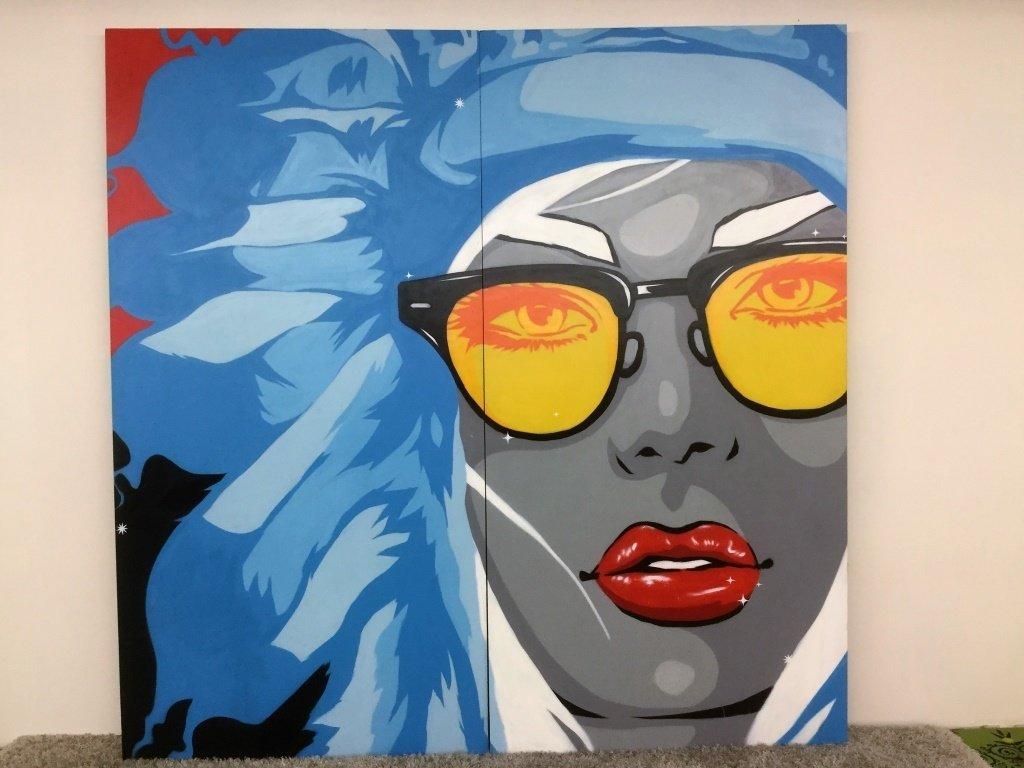 2011 James Haunt Mural