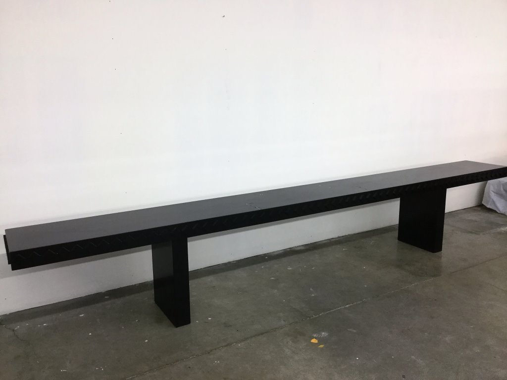Console table ebony console table geotapseo Image collections