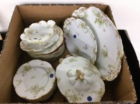 Box Misc Haviland Limoge China