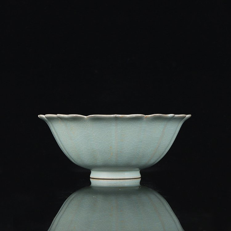 Chinese Song Ruyao Porcelain Bowl - 5