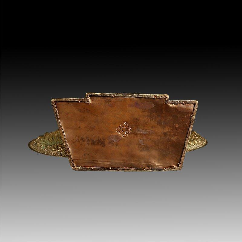 Chinese Gilt Bronze Thousand Hand Guanyin - 4