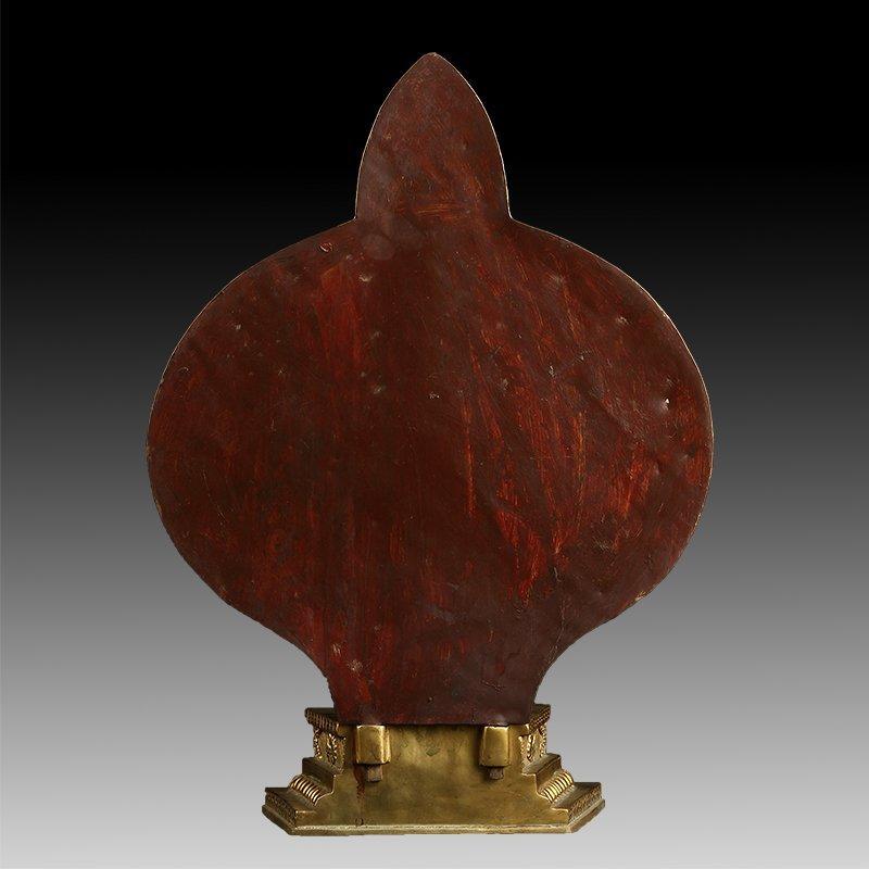 Chinese Gilt Bronze Thousand Hand Guanyin - 6
