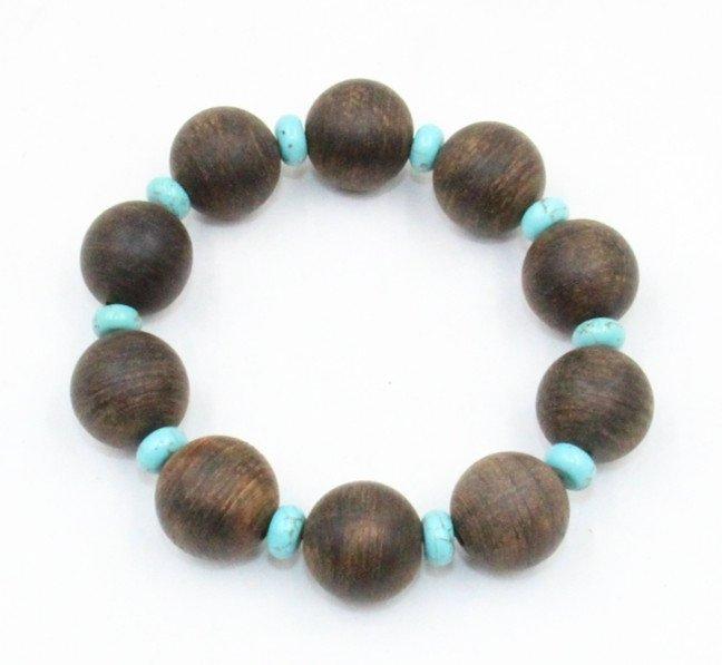 Chinese Chenxiang Bracelet - 5