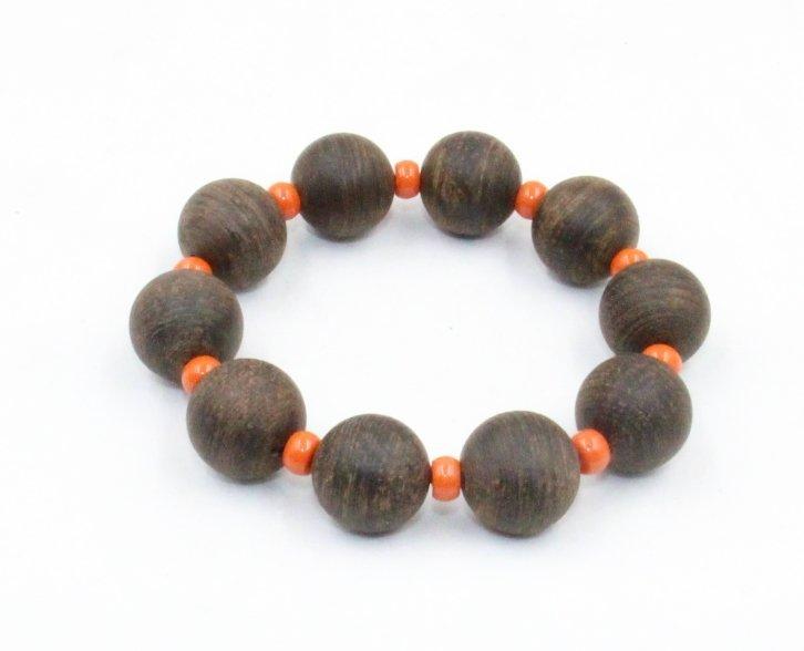 Chinese chenxiang Bracelet - 4