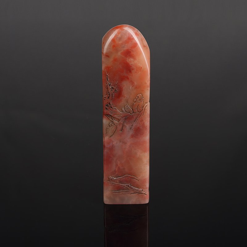 Chinese Shoushan Stone Seal - 4