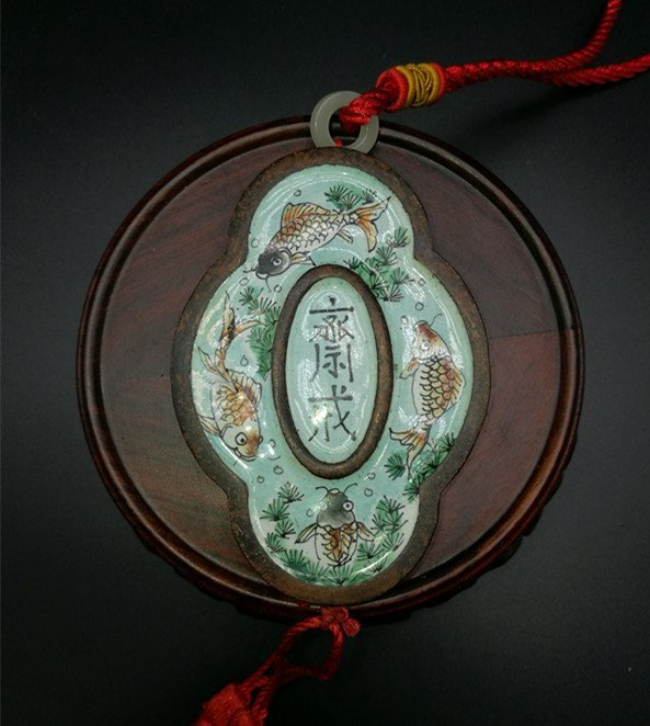 Chinese Cloisonne fast brand