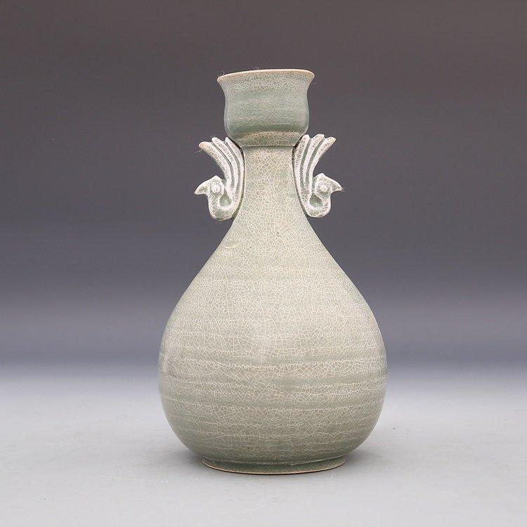 Chinese Yue kiln Porcelain Vase