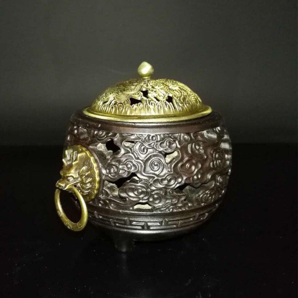 Chinese huang huali wood box - 9