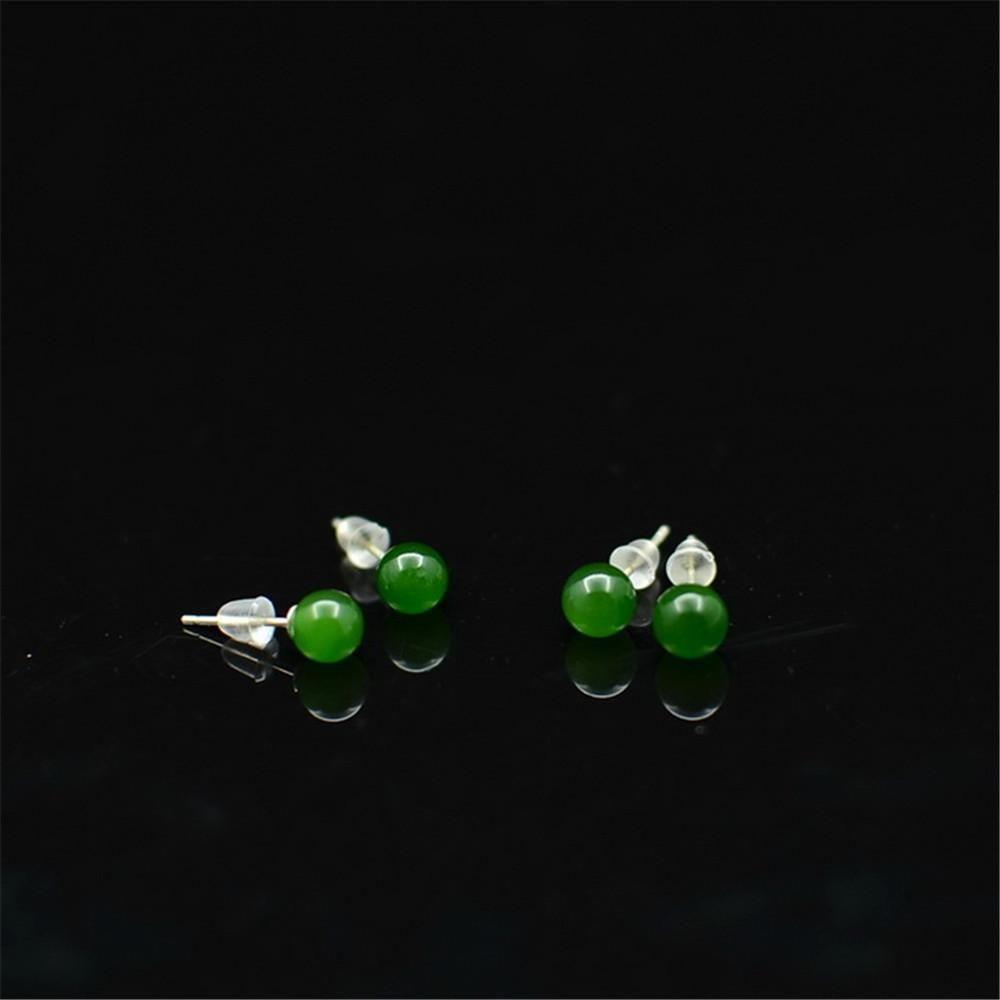 Two Jasper Earrings