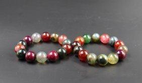 Chinese Tourmaline Counting Beads