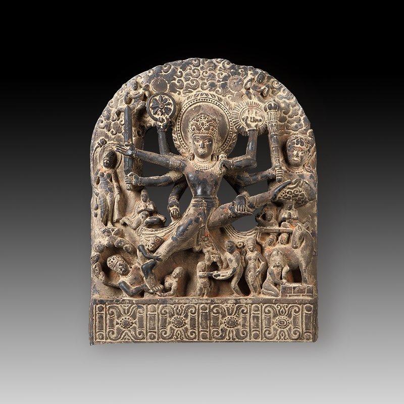 Nepal Stone guanyin Buddha