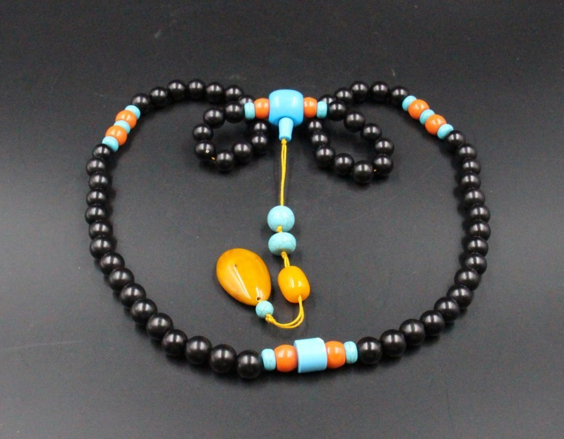 Indonesian Chenxiang Buddhist Prayer Beads
