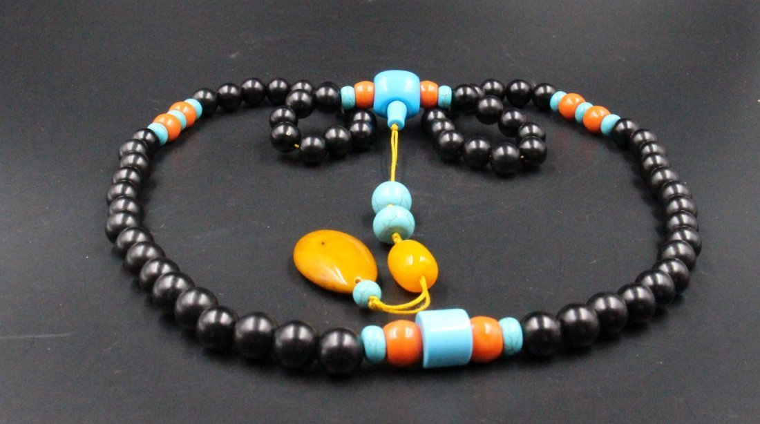 Indonesian Chenxiang Buddhist Prayer Beads - 3