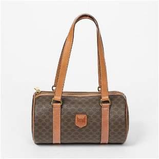 Celine Barrel Handbag