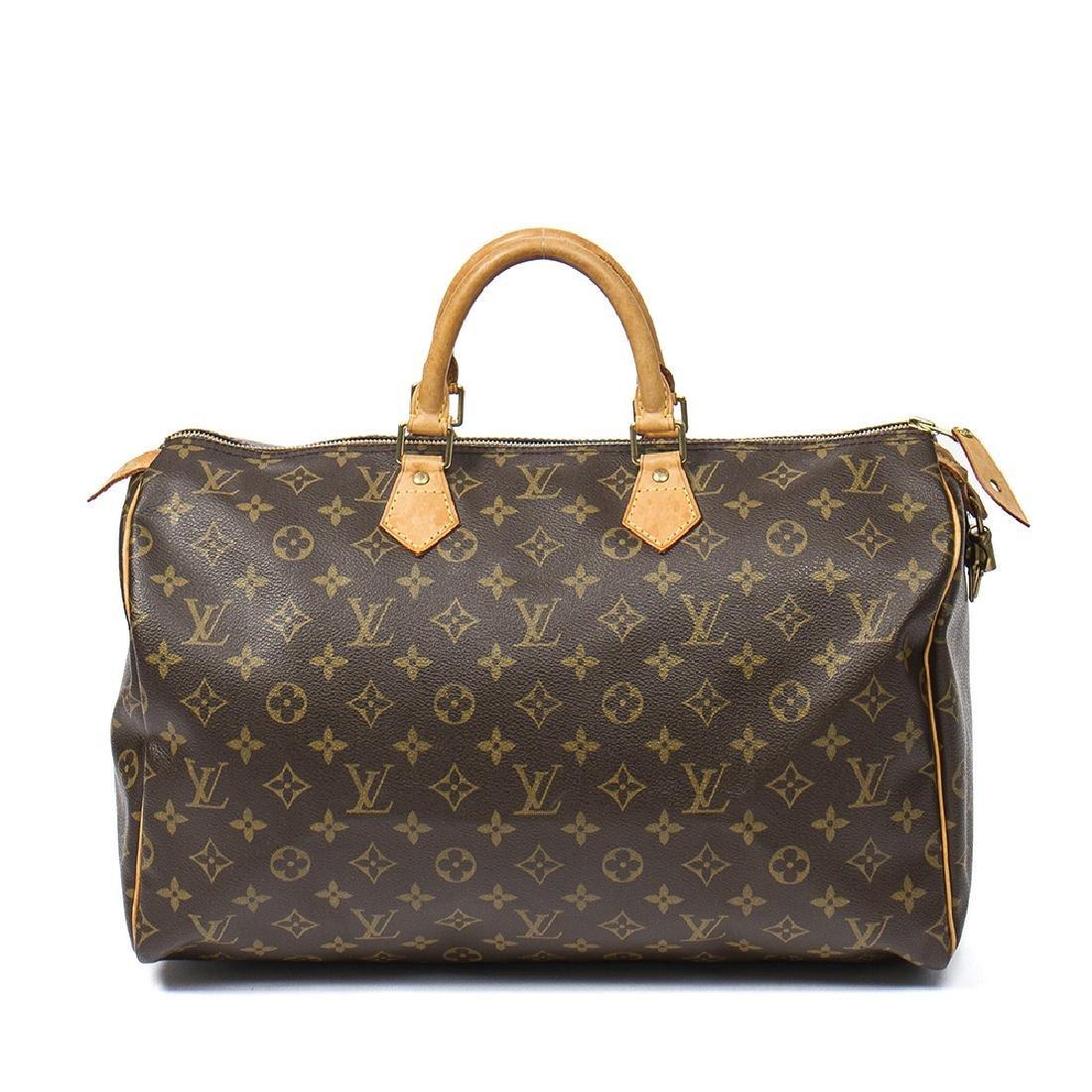 Louis Vuitton Speedy - 4