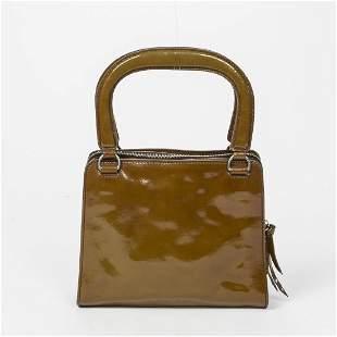 MIU MIU Square Zip Handbag