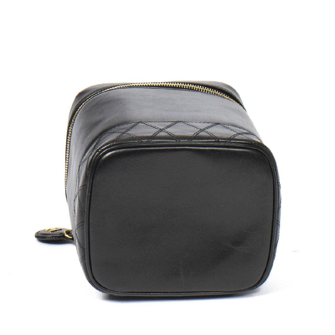 CHANEL Cosmetic Case Quilted Base - 6