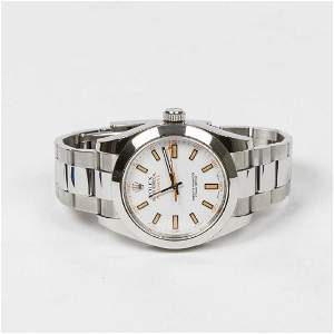 Rolex Milgauss Oyster Perpetual