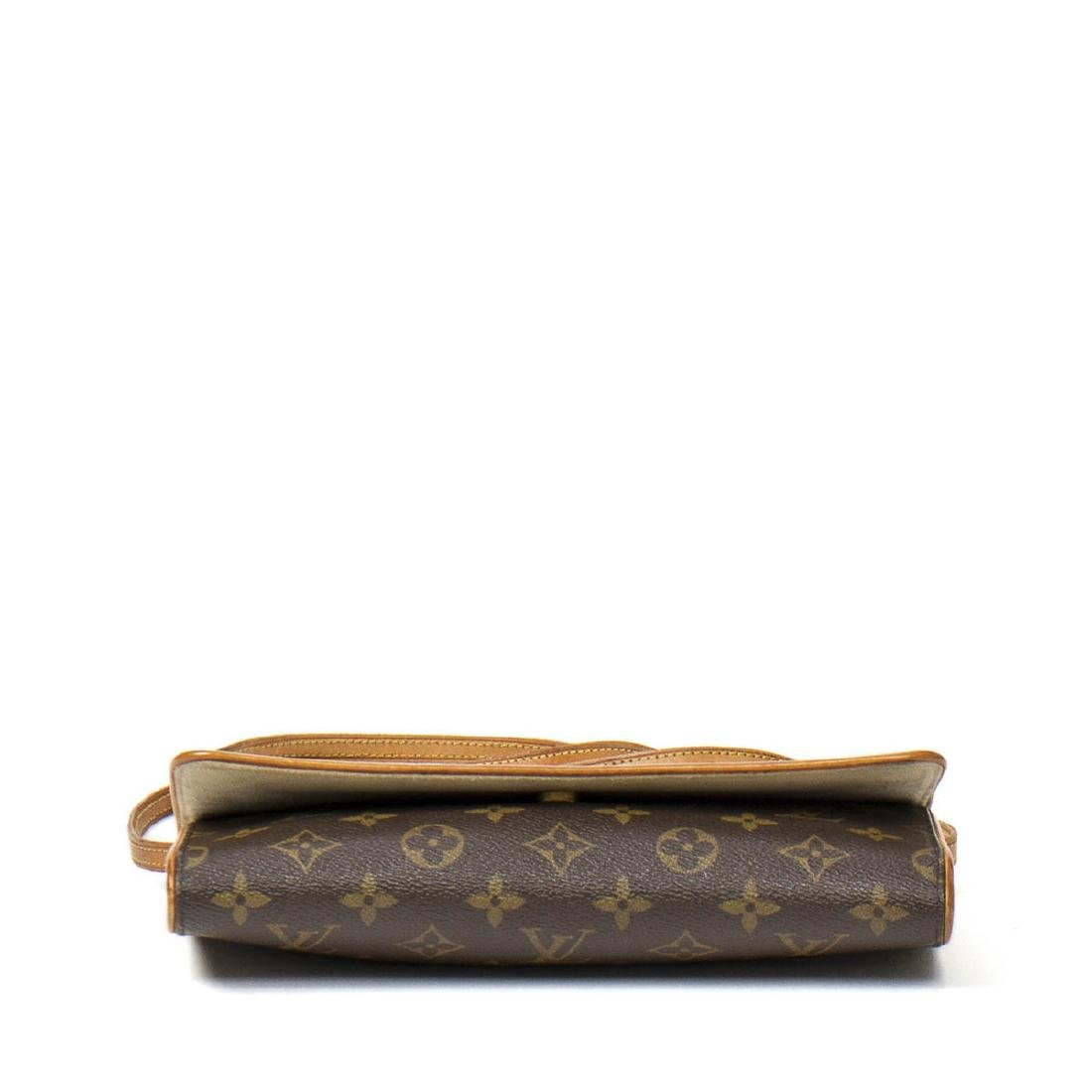 Louis Vuitton Twin GM in Brown Monogram Canvas - 6