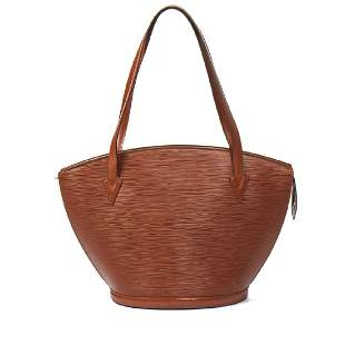 Louis Vuitton StJacques Shopping GM in Tan Epi Leather