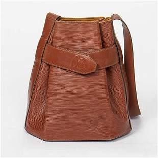 Louis Vuitton Shoulder bag PM in Tan Epi Leather
