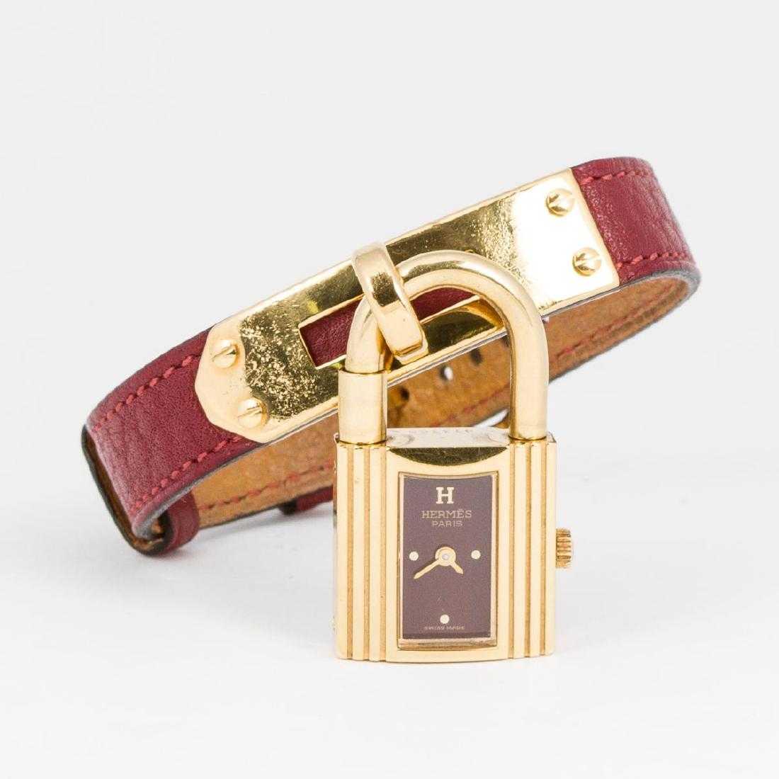 8586ad7f80f6 Hermes Kelly Watch