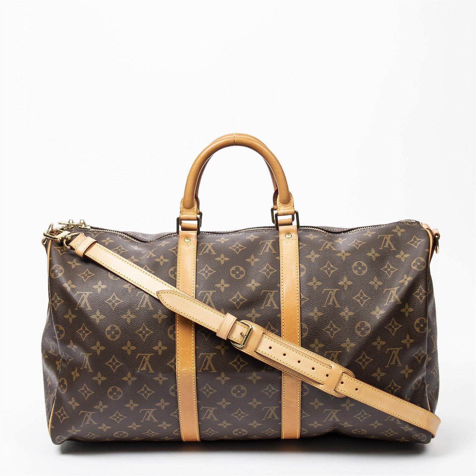 Louis Vuitton Keepall Bandouliere 50