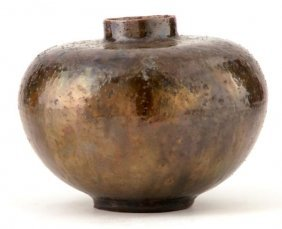 20: BROUWER Vessel of Chinese melon shape