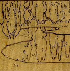 577A: ARTHUR BAGGS / MARBLEHEAD Original watercolor & s