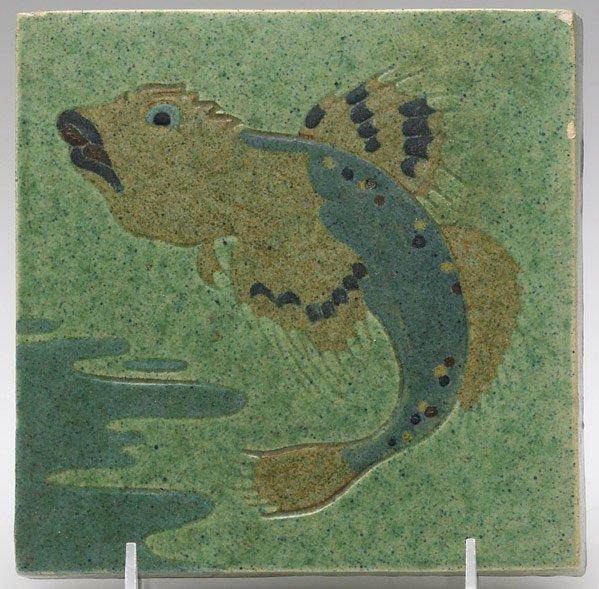 17: MARBLEHEAD Rare tile
