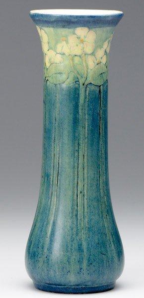 503: NEWCOMB COLLEGE Transitional vase by Harriet Joor