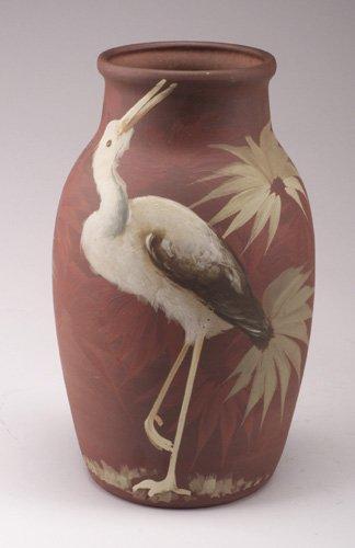 22: Exceptional CLIFTON Tirrube baluster vase