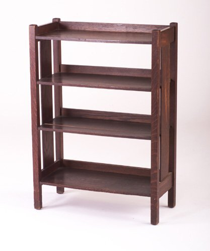 490: GUSTAV STICKLEY Book Stand