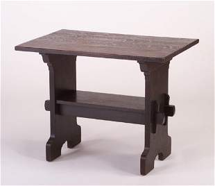 CHARLES STICKLEY Bungalow table