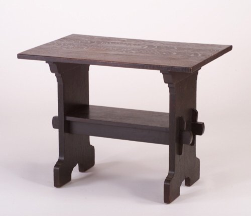 491: CHARLES STICKLEY Bungalow table