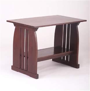 ONONDAGA SHOPS Library Table no. 518