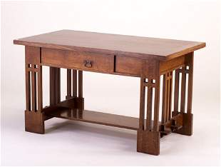 SHOP-OF-THE-CRAFTERS Library table